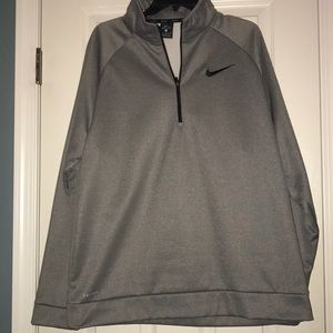 Nike Other - Nike dry fit 1/2 zip up
